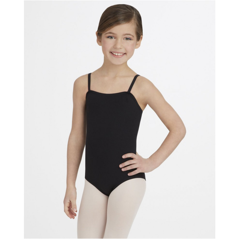 6cc8e360b643 Camisole Leotard TB49C Capezio Child Camisole Leotard