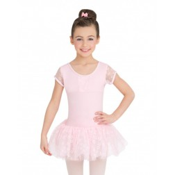 Capezio Child Cap Sleeve Tutu Dress