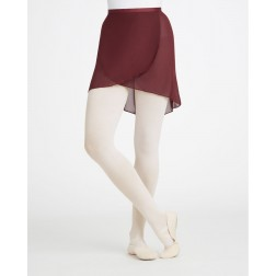 Capezio Adult Georgette Wrap Skirt