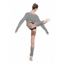 Bloch Open Knit Leg Warmers
