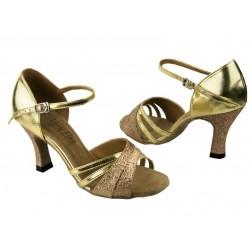 Very Fine Ladies Latin Ballroom Shoe Style: 6030