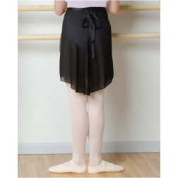 Capezio Adult Georgette Long Wrap Skirt