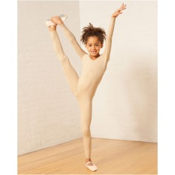 Capezio Child Long Sleeve Unitard