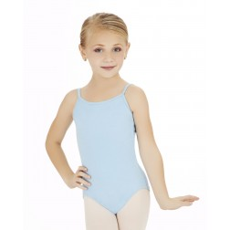 Capezio Child Camisole Leotard with Adjustable Straps
