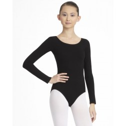 Capezio Adult Long Sleeve Leotard