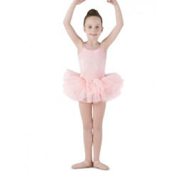 Mirella Girl's Camisole Tutu  Leo Dress