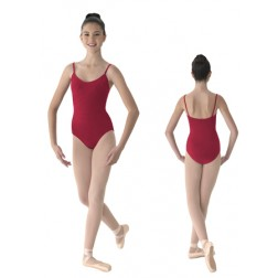 Mirella Curved Panel Leotard