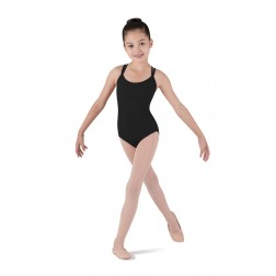 Bloch Girls Double Cross Back Camisole Leotard