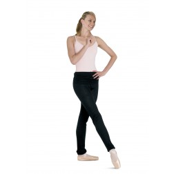 Bloch Marcy Roll Over Waist Knit Pant